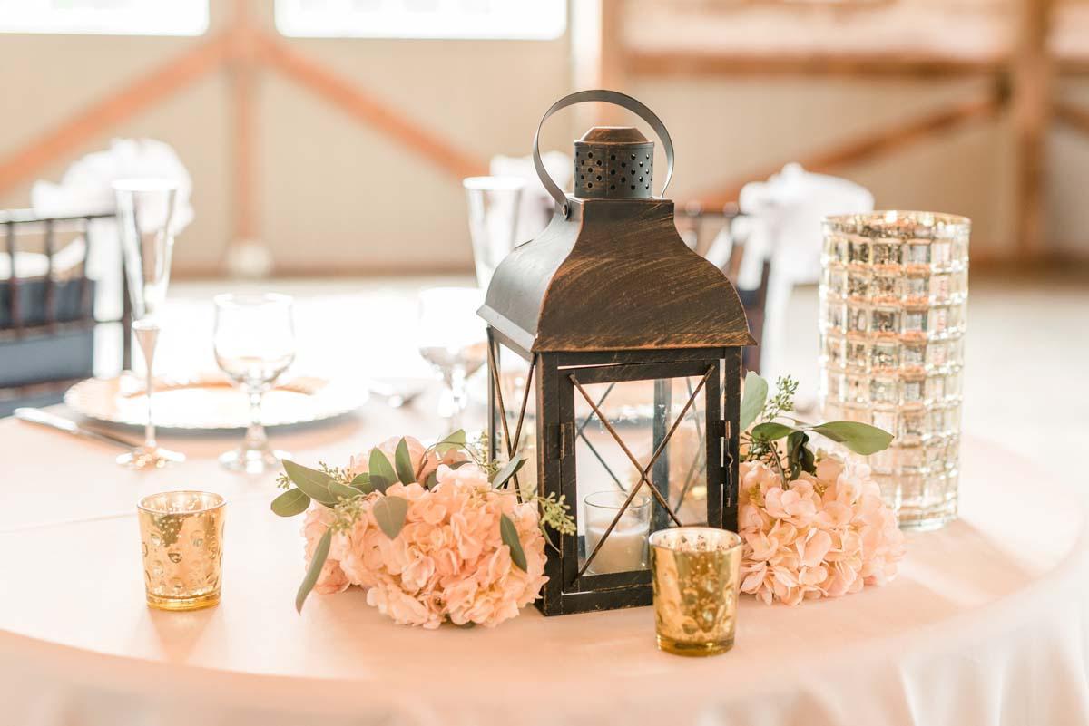Rustic Wedding Florals