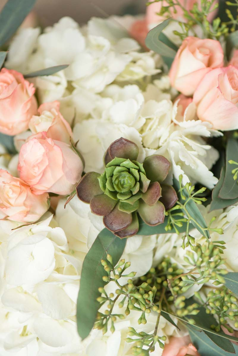Succulent Wedding Bouquet Ideas